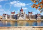 Пазлы Castorland Парламент Будапешта