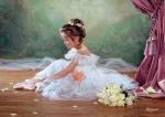 Пазлы Castorland Балерина